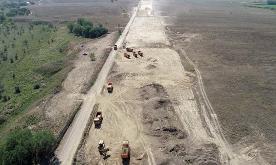 SK건설 카자흐 도로공사 `올해의 유럽 교통 프로젝트`